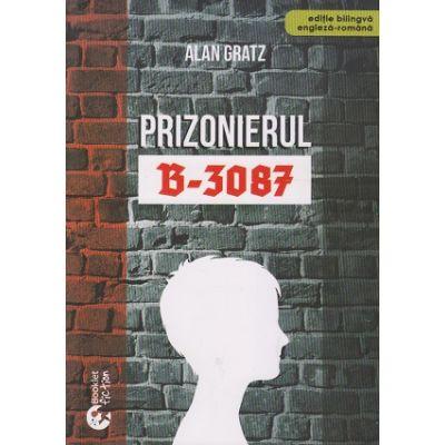 Prizonierul B-3087(Editura: Booklet, Autor: Alan Gratz ISBN 9786065905893)