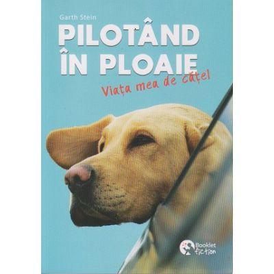 Pilotand in ploaie BE11 ( Editura: Booklet, Autor: Garth Stein ISBN 9786069499122)